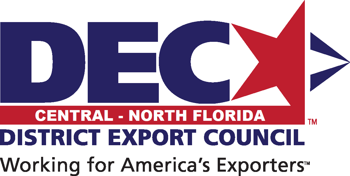 Central North Florida District Export Council logo